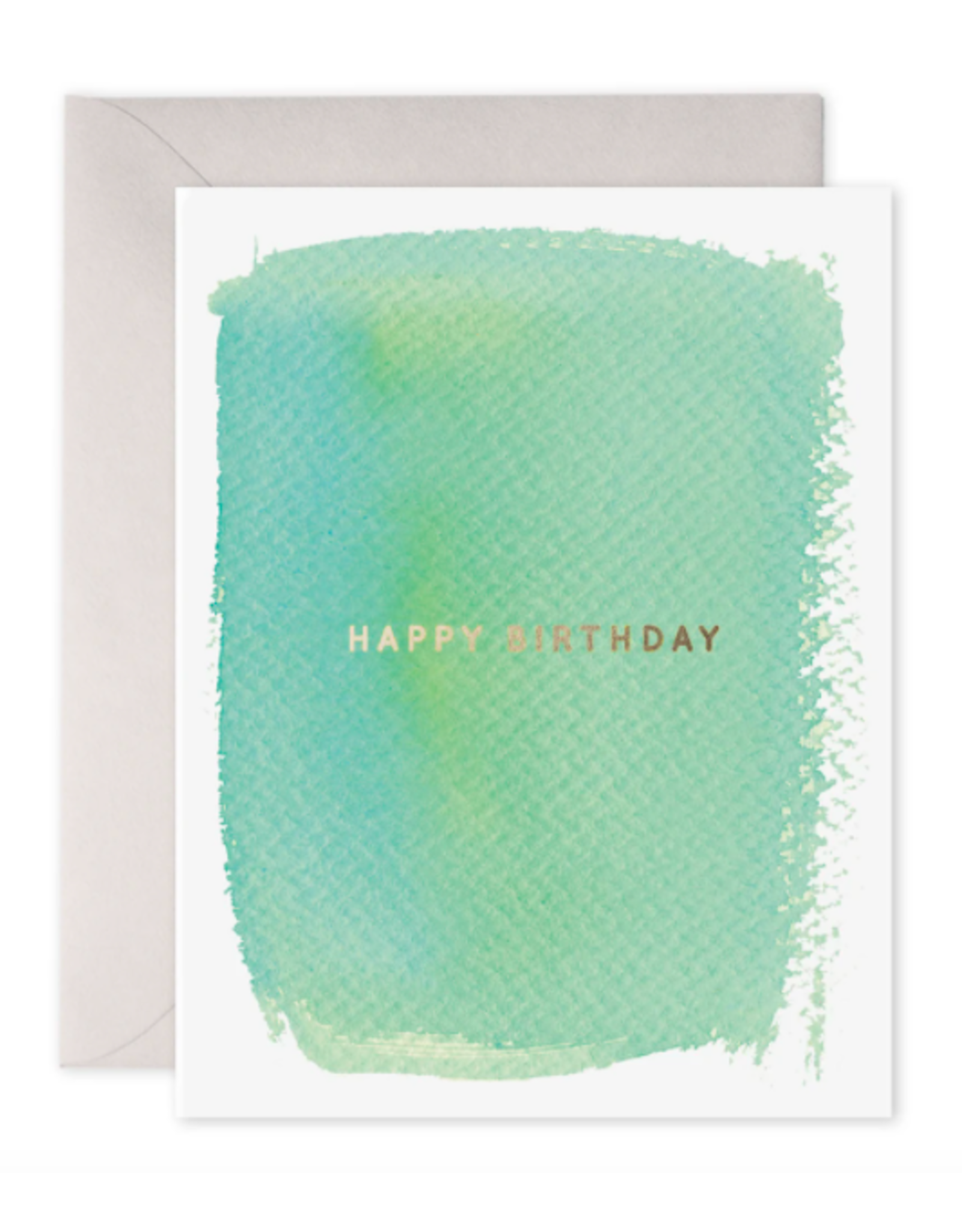 E. Frances Minty Fresh Birthday Card
