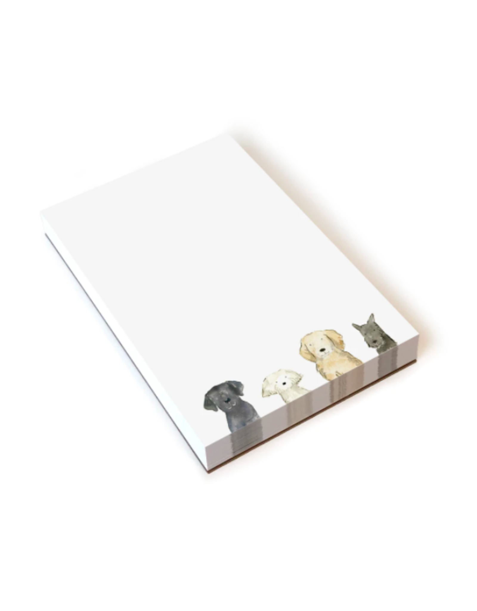 E. Frances Dog Days Notepad