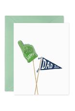 E. Frances Happy Dad Day Card
