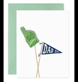 E. Frances Happy Dad Day Card