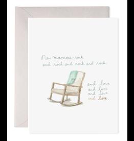 E. Frances New Mamas Rock Card