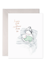 E. Frances First Mother's Day Card