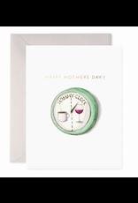 E. Frances Mommy's Clock Card