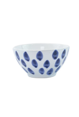 Vietri Santorini Dot Cereal Bowl