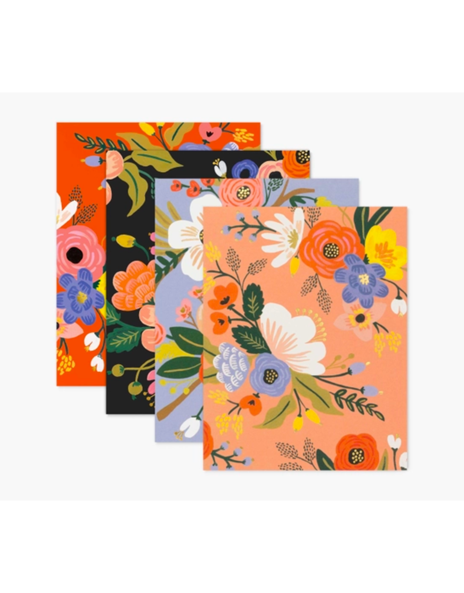 Rifle Paper Co. Assorted Lively Floral Card Set