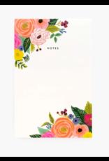 Rifle Paper Co. Juliet Rose Notepad