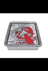 Mariposa Lobster Rope Napkin Box