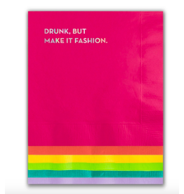 Sapling Press Make It Fashion Napkins