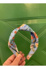 Rifle Paper Co. Strawberry Knotted Headband