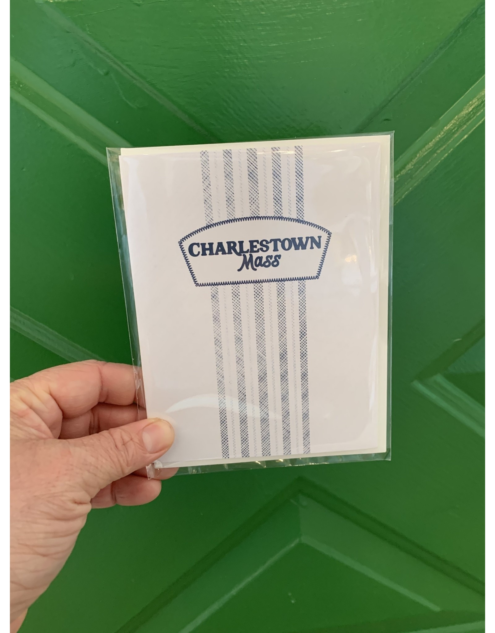 Casey Circle Charlestown Patch Card