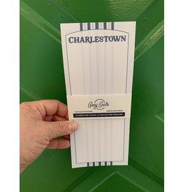 Casey Circle Charlestown Blue Notes Notepad