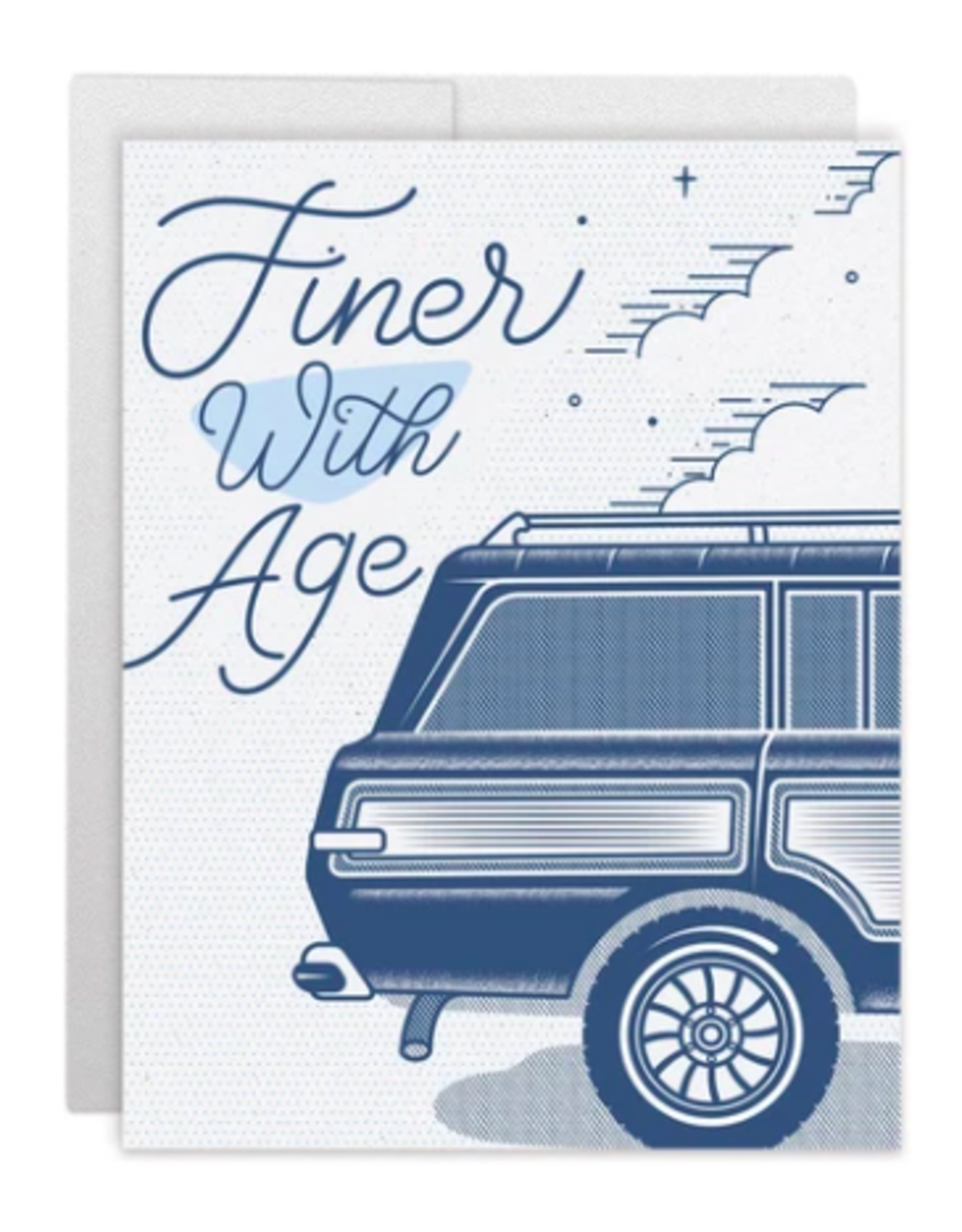 Casey Circle Finer With Age Card