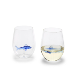 Decor Shop by Place & Gather Shark Stemless Wine Glass
