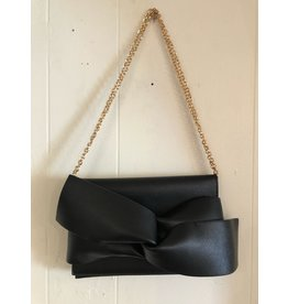 Accessories Shop by Place & Gather Black Bow Clutch