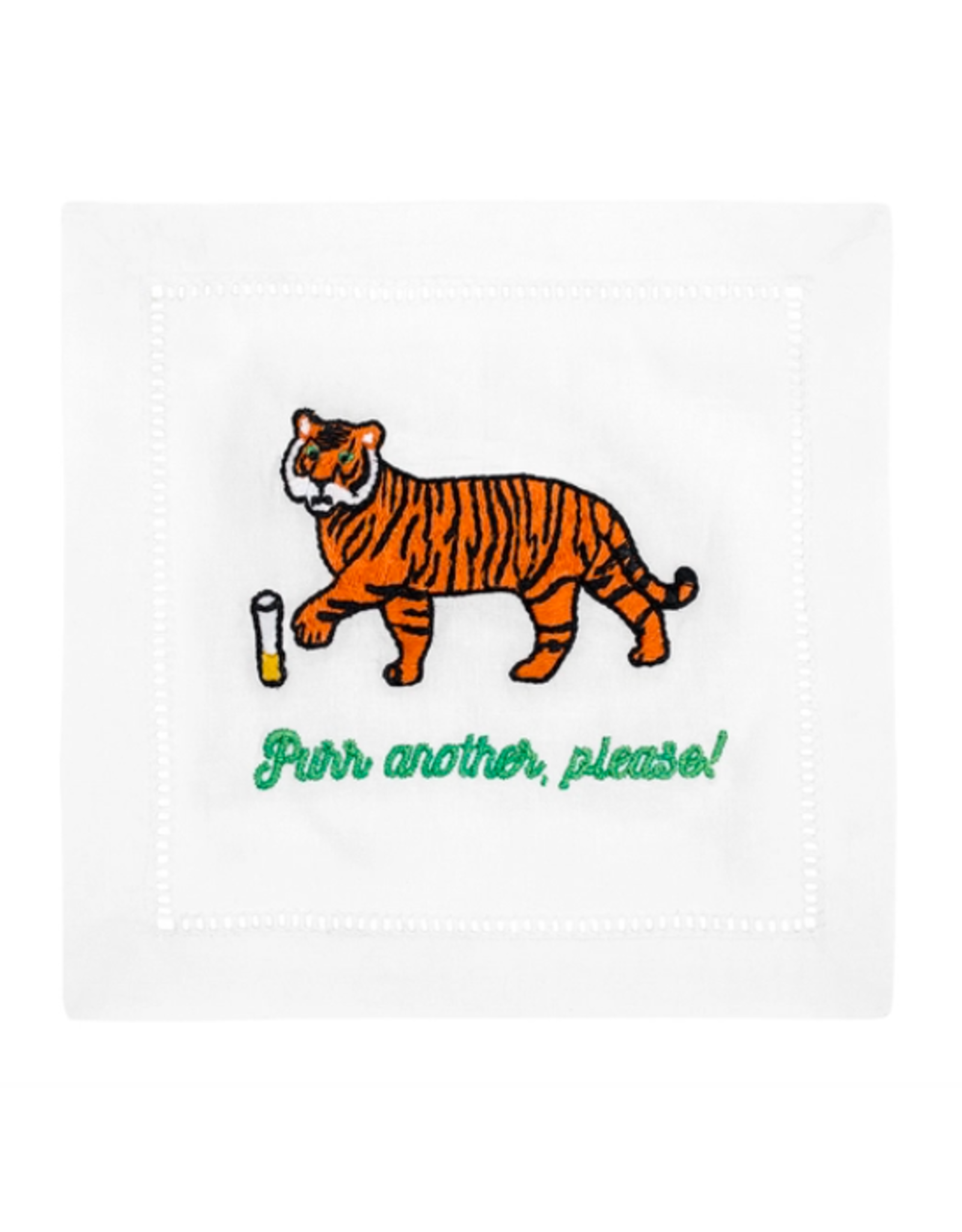August Morgan Purr Another Cocktail Napkin