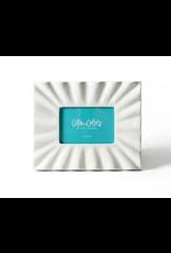 Coton Colors Signature Ruffle Frame in White