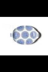 Coton Colors Wedgewood Burst Handled Oval Platter