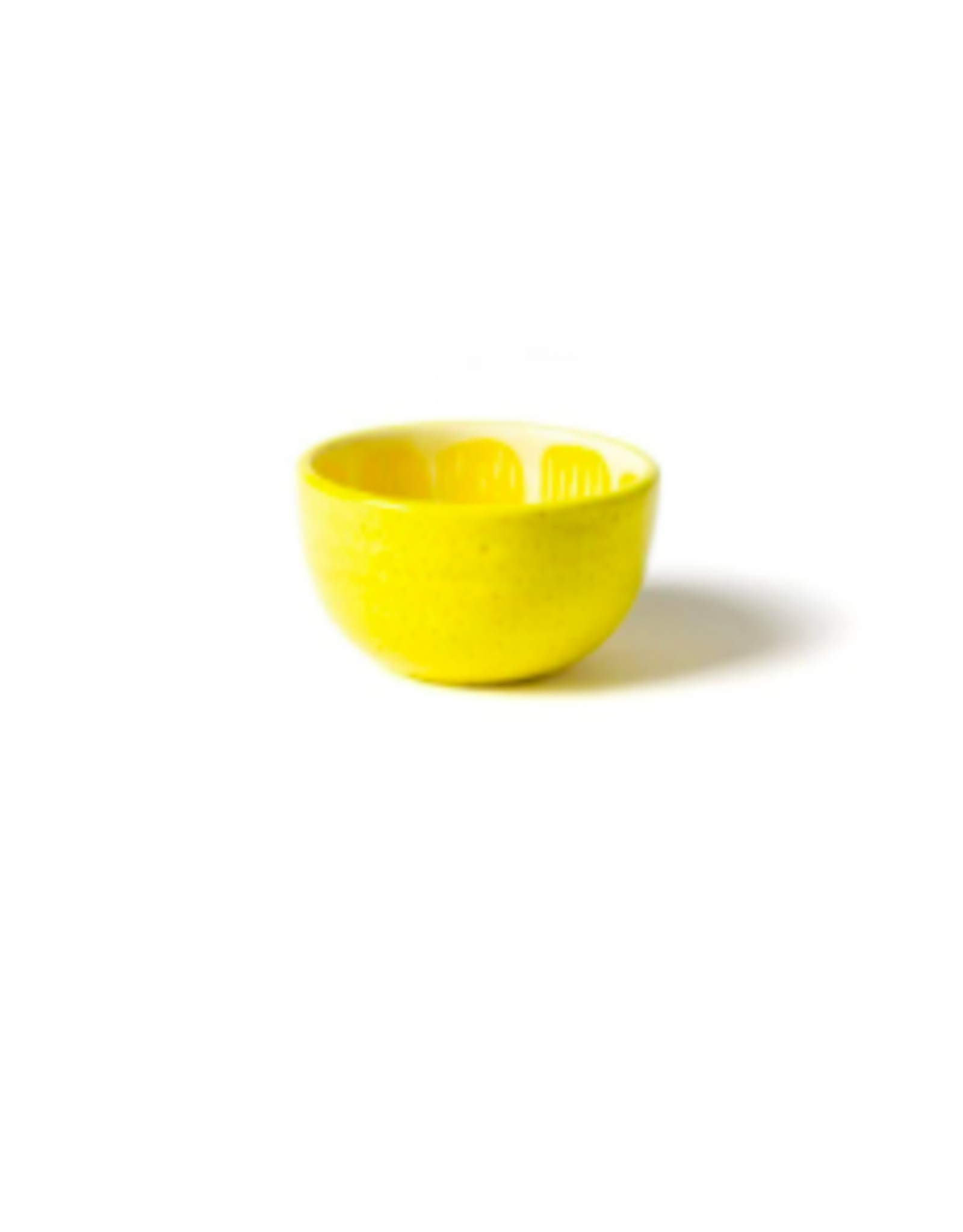 Coton Colors Lemon Appetizer Bowl