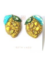 Beth Ladd Collection Lemon Studs by Beth Ladd