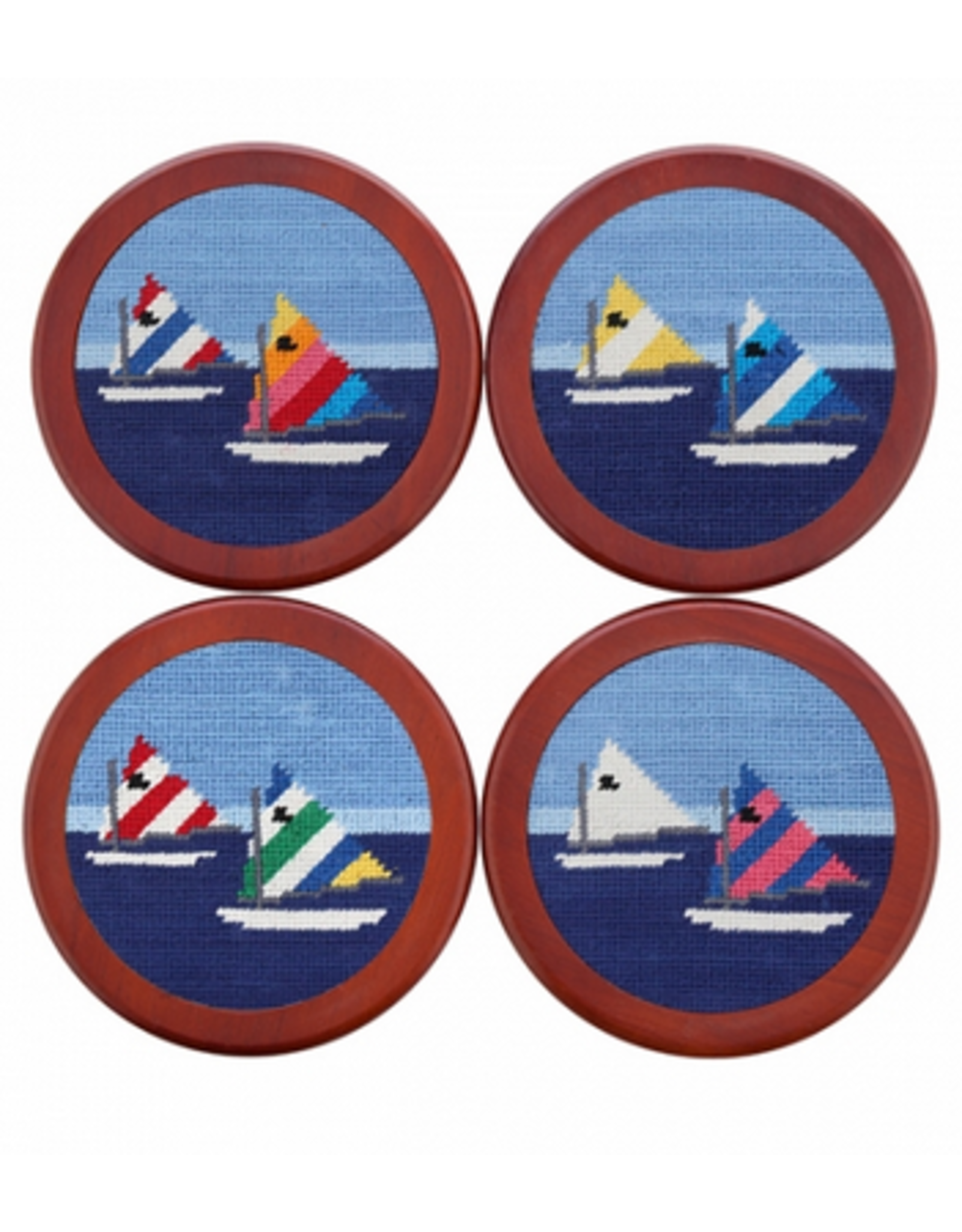 Smathers & Branson Day Sailor Coasters