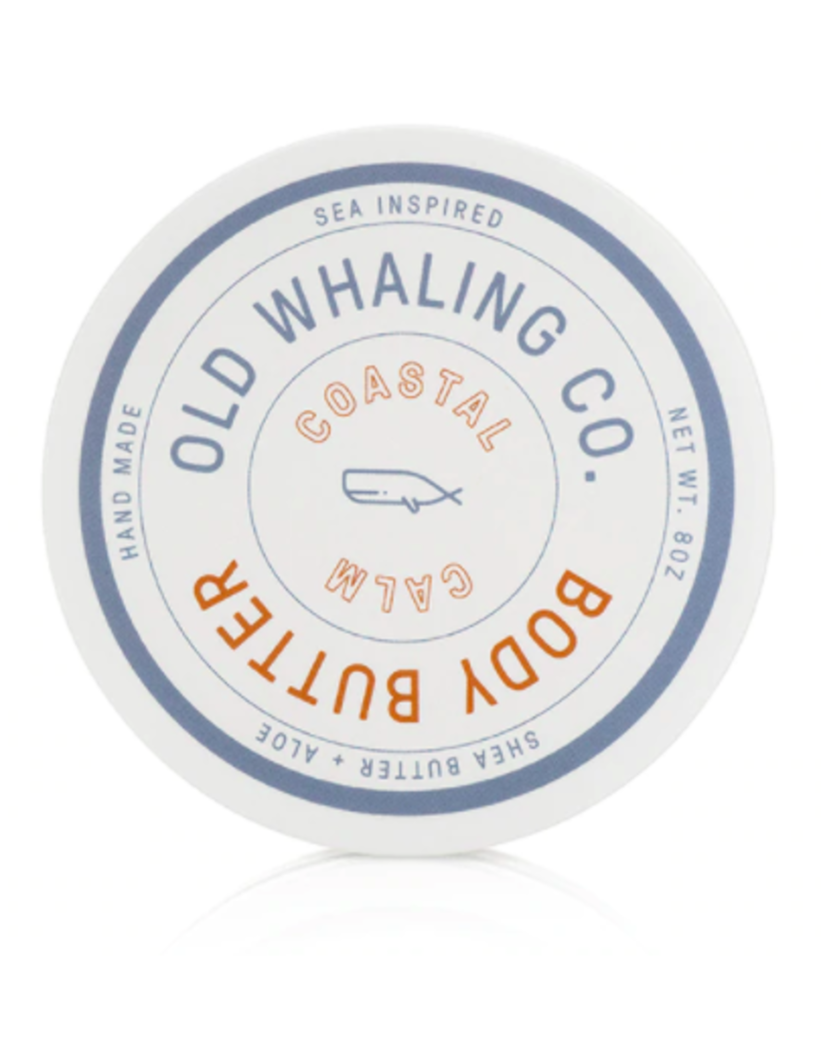 Old Whaling Co. Coastal Calm 8oz Body Butter