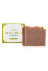 Old Whaling Co. Coconut Milk 5.5oz Soap Bar