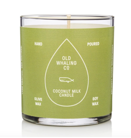 Old Whaling Co. Coconut Milk Candle