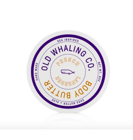 Old Whaling Co. French Lavender 8oz Body Butter