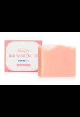 Old Whaling Co. Magnolia 5.5oz Soap Bar