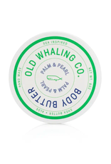 Old Whaling Co. Palm & Pearl 8oz Body Butter