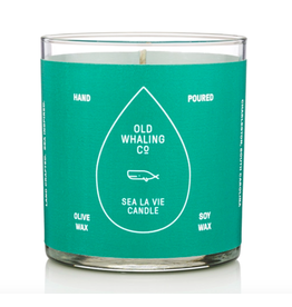 Old Whaling Co. Sea La Vie Candle