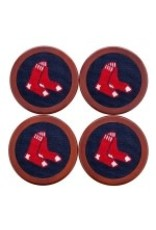 Smathers & Branson Red Sox Coasters