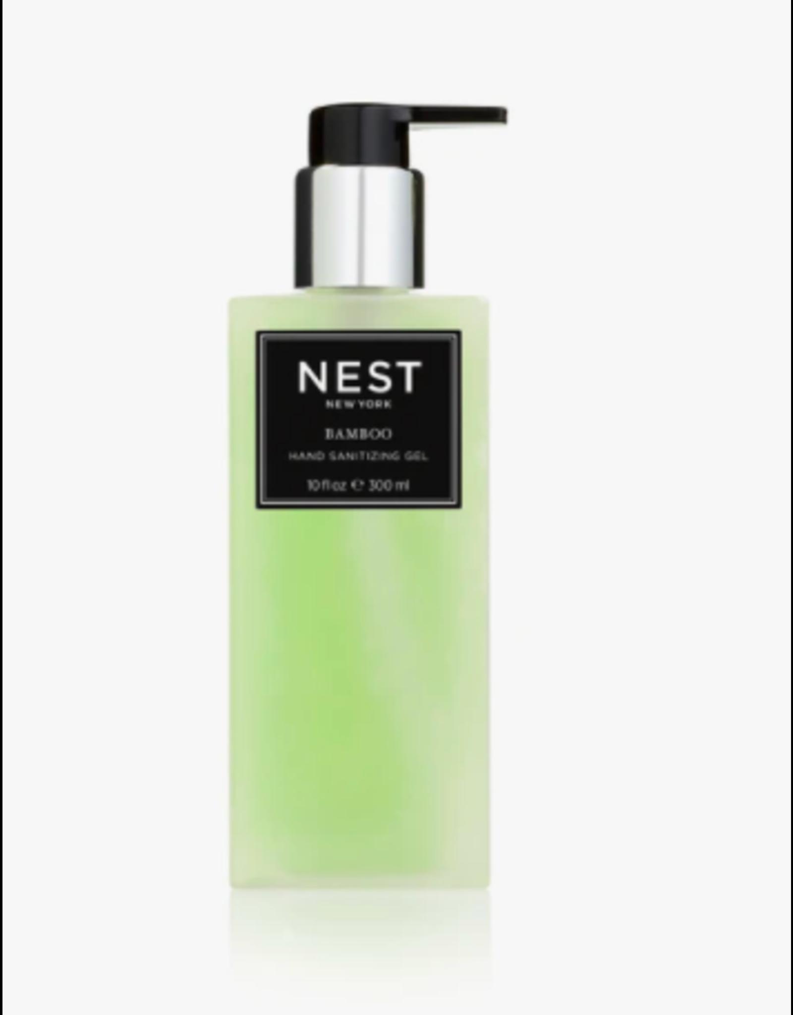 Nest Fragrances Bamboo Hand Sanitzer Pump Bottle