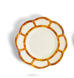 Bamboo Touch Accent Plate