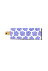 """Coton Colors Wedgewood Burst 19.5"""" Rectangle Tray"""