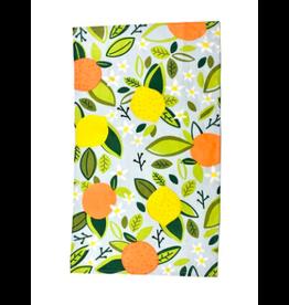 Coton Colors Citrus Large Kitchen Towel