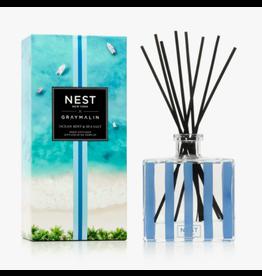 Nest Fragrances Ocean Mist & Sea Salt Reed Diffuser x Gray Malin
