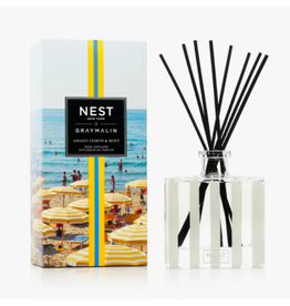 Nest Fragrances Amalfi Lemon & Mint Reed Diffuser x Gray Malin
