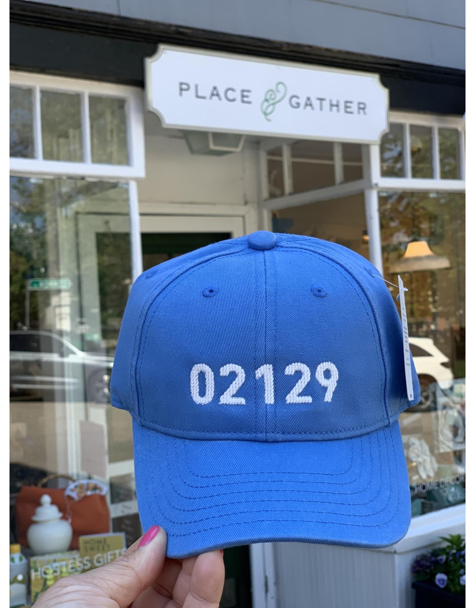 Harding Lane 02129 Hat in Light Blue