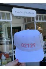 Harding Lane 02129 Hat in White