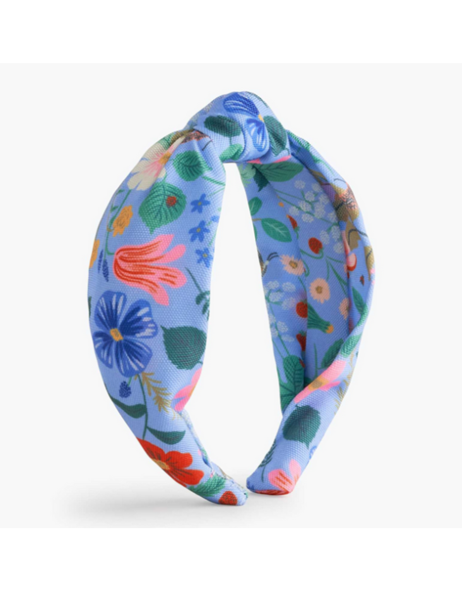 Rifle Paper Co. Strawberry Fields Knotted Headband