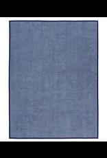 ChappyWrap Harborview Herringbone in Navy Blanket by ChappyWrap