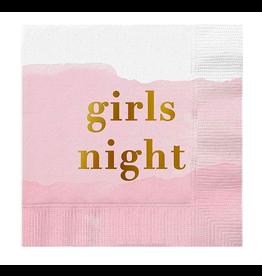 Slant Collections Girls Night Napkins