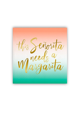Slant Collections Senorita Margarita Napkins