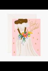 Rifle Paper Co. Beautiful Bride Rose Card