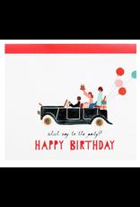 Mr. Boddington's Studio Don't Forget the Cake Card