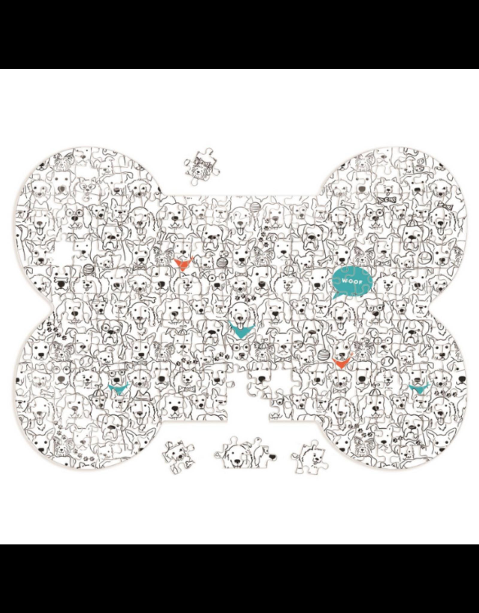 Dog Crew Puzzle