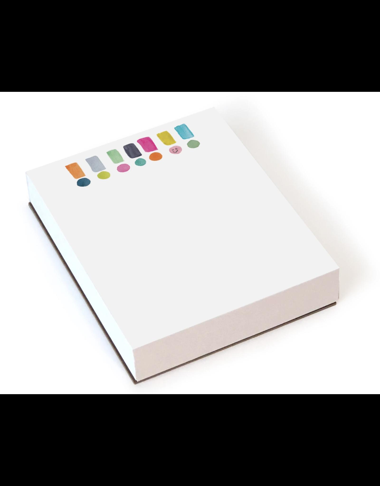 E. Frances Exclamation Mini Notepad