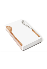 E. Frances Spoon & Whisk Mini Notepad