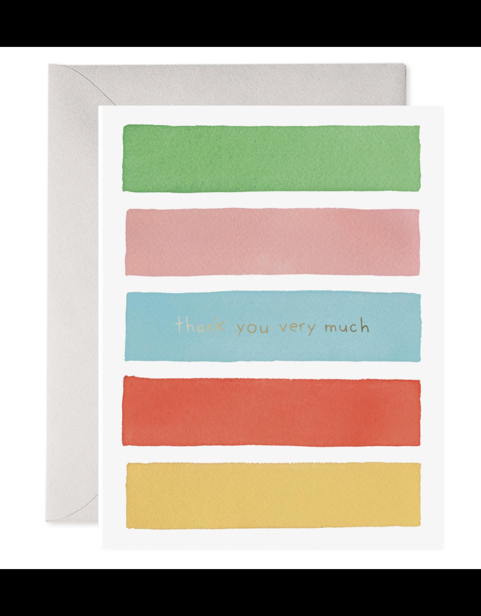 E. Frances Color Bars Thank You Boxed Set
